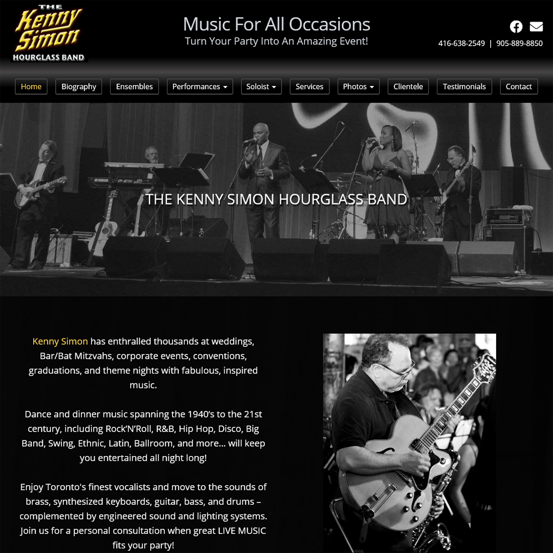 The Kenny Simon Band